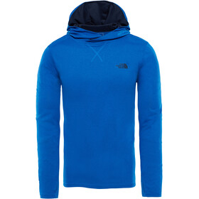 The North Face M's Reactor Hoodie Turkish Sea Heather/Urban Navy